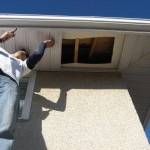 Adding extra Attic Ventilation to help prevent ice damming